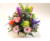 April Garden in Worcester MA, Holmes Shusas Florists, Inc