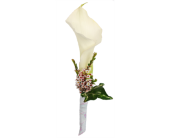 Calla Lily Boutonniere in Madison WI, Felly's Flowers