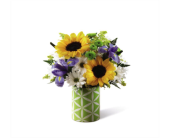 Sunflower Sweetness in Smyrna GA, Floral Creations Florist