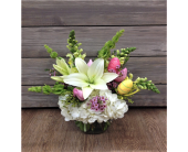 Pastel Egg-cellence in Smyrna GA, Floral Creations Florist