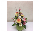Eggcelent Easter Bouquet in Big Rapids MI, Patterson's Flowers, Inc.