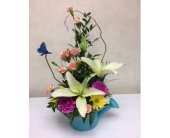 Spring Showers in Big Rapids MI, Patterson's Flowers, Inc.