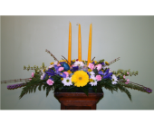 Easter Center Piece in Erie PA, Allburn Florist