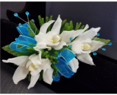 Cymbidium Orchid Corsage in Burnsville, Minnesota, Dakota Floral Inc.