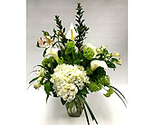 White Embrace in Belleville ON, Live, Love and Laugh Flowers, Antiques and Gifts