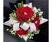 Sweetheart Rose Corsage in Burnsville, Minnesota, Dakota Floral Inc.