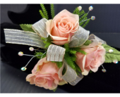 Simple Sweetheart Rose Corsage in Burnsville, Minnesota, Dakota Floral Inc.