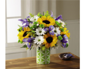 Sunflower Sweetness� Bouquet in Hillsboro OR, Marilyn's Flowers