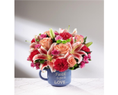 Be Blessed� Bouquet in Hillsboro OR, Marilyn's Flowers