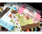 Teething Blanket in Belleville ON, Live, Love and Laugh Flowers, Antiques and Gifts
