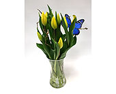 Tulips n' Butterflies in Belleville ON, Live, Love and Laugh Flowers, Antiques and Gifts