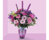 Purple Pleaser in Southfield, Michigan, Thrifty Florist