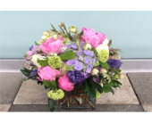 Grand Garden Bouquet in Bellevue WA, CITY FLOWERS, INC.