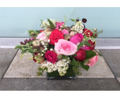 Delightful Garden Bouquet in Bellevue WA, CITY FLOWERS, INC.