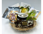 Gourmet Dip Basket in Belleville ON, Live, Love and Laugh Flowers, Antiques and Gifts