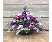 Abundant Love In Purple in Smyrna GA, Floral Creations Florist