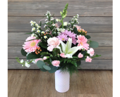 Pink Hearts Bouquet in Smyrna GA, Floral Creations Florist
