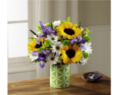 Sunflower Sweetness in Moncks Corner SC, Berkeley Florist