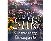 Silk Cemetary Flowers in Smyrna GA, Floral Creations Florist