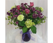 Deep Purple in Grand Rapids MN, Shaw Florists