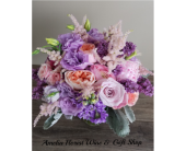 Brides Bouquet in Amelia, Ohio, Amelia Florist Wine & Gift Shop