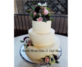 Cake Flowers in Amelia, Ohio, Amelia Florist Wine & Gift Shop