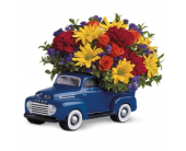 '48 Ford Pickup Bouquet in Smyrna GA, Floral Creations Florist