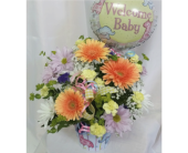 Welcome Baby in Grand Rapids MN, Shaw Florists