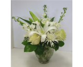 Pure Elegance in Raleigh NC, Gingerbread House Florist - Raleigh NC