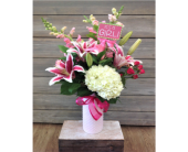 It's A Girl Bouquet in Smyrna GA, Floral Creations Florist