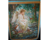 Angel Wall Hanging in Johnstown PA, Schrader's Florist & Greenhouse, Inc