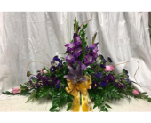 Purple Pop Bouquet in Katy, Texas, Kay-Tee Florist on Mason Road