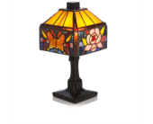 BUTTERFLY ROSE TABLE LAMP in Moline IL, K'nees Florists