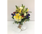 Pitcher With Gifts in Smyrna GA, Floral Creations Florist