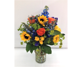 Feels Like Summer in Smyrna GA, Floral Creations Florist