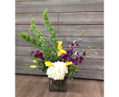 High Tower Bouquet in Smyrna GA, Floral Creations Florist