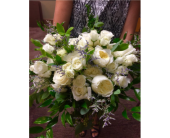Royal Rose Bridal Bouquet in Alliance, Ohio, Miller's Flowerland