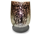 Memory Lamp - Bourdeaux Metallic Taupe in Fort Worth TX, Greenwood Florist & Gifts