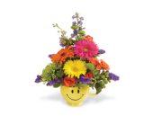 Smile Bright! in Big Rapids MI, Patterson's Flowers, Inc.