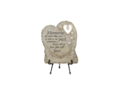 Memories Garden Stone and Easel in Metropolis IL, Creations The Florist