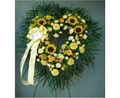 Open Heart- Shades of Yellow in Islip NY, Flowers by Chazz