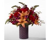 Vibrant Fuchsia� Bouquet by Vera Wang in Chicago IL, Yera's Lake View Florist