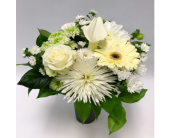 White Simplicity in Belleville ON, Live, Love and Laugh Flowers, Antiques and Gifts