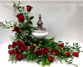Urn accent in Belleville ON, Live, Love and Laugh Flowers, Antiques and Gifts