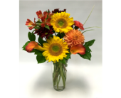 Sunflower Shadows in Belleville ON, Live, Love and Laugh Flowers, Antiques and Gifts