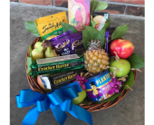 Gift Basket - Mixed Delights in Santa Cruz CA, Ferrari Florist