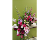 Custom Sympathy Design in Swift Current, Saskatchewan, Smart Flowers