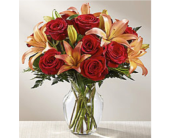 FTD Fall Fire Bouquet in Cleveland OH, Orban's Fruit & Flowers