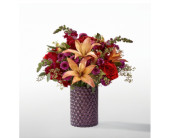 Autumn Harvest Bouquet in Noblesville IN, Adrienes Flowers & Gifts