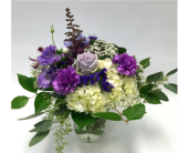 Radiant Purples in Belleville ON, Live, Love and Laugh Flowers, Antiques and Gifts